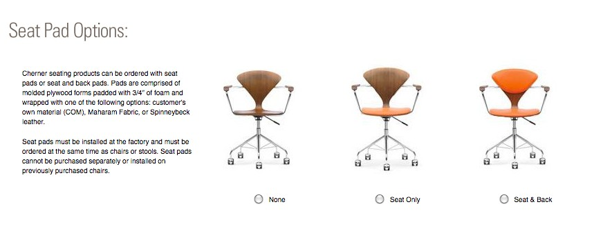 ... TASK CHAIR With Arms By Norman Cherner