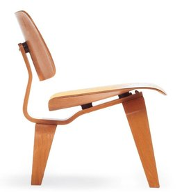 EAMES MILLERS CHERRY LCW CHAIR