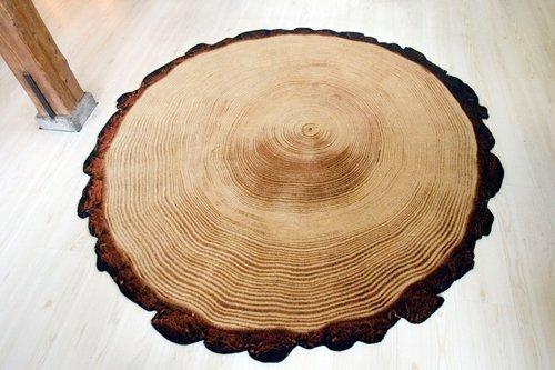 Woody Wood Carpet