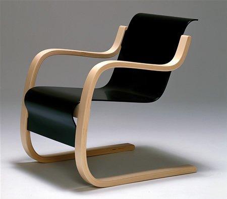 Artek Alvar Aalto - Armchair No.42