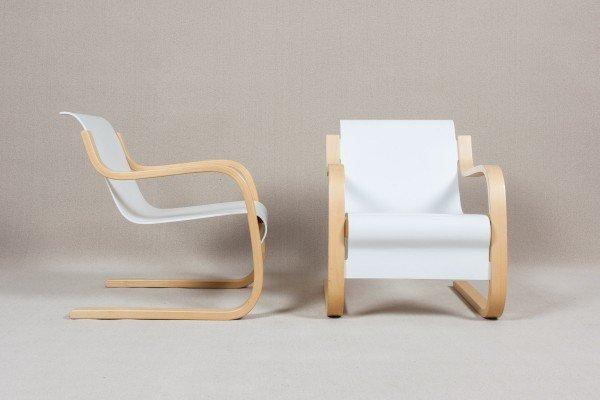 Artek Alvar Aalto Armchair No 42