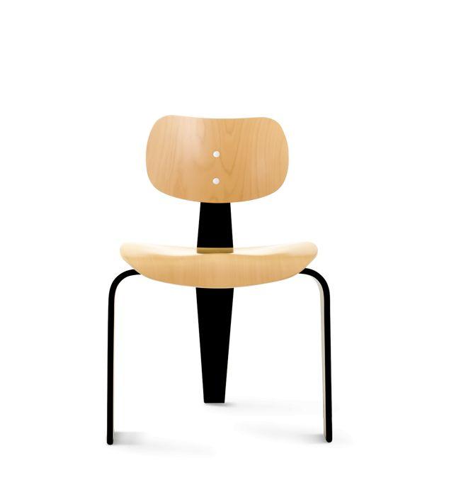 3 Legged Chair By Egon Eiermann   SE 42 | 1949 ...