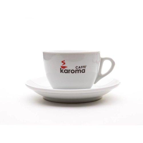 Caffè Karoma Cappuccino Cup