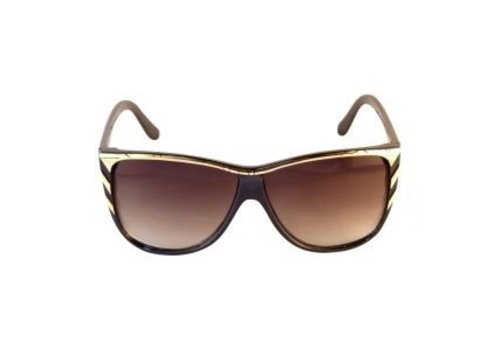 BK Zwarte Vlinder Zonnebril - Paris 3.0