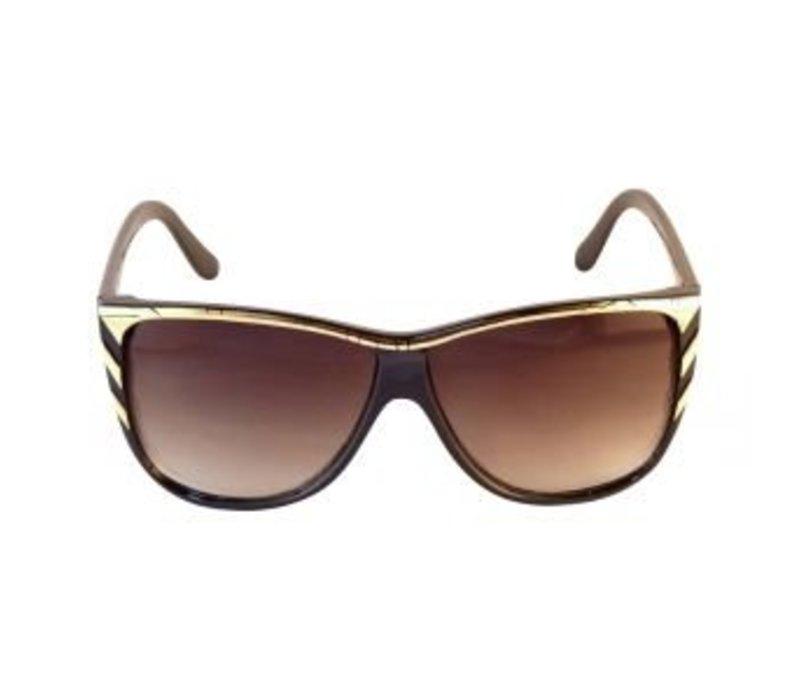 Zwarte Vlinder Zonnebril - Paris 3.0