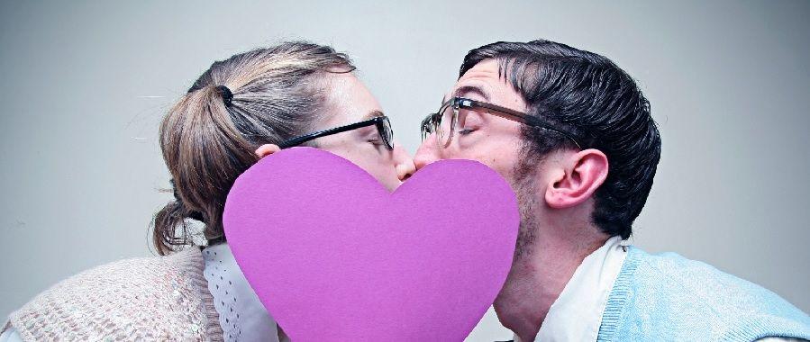 Een Vrouw Met Een Nerdbril - We Love It!