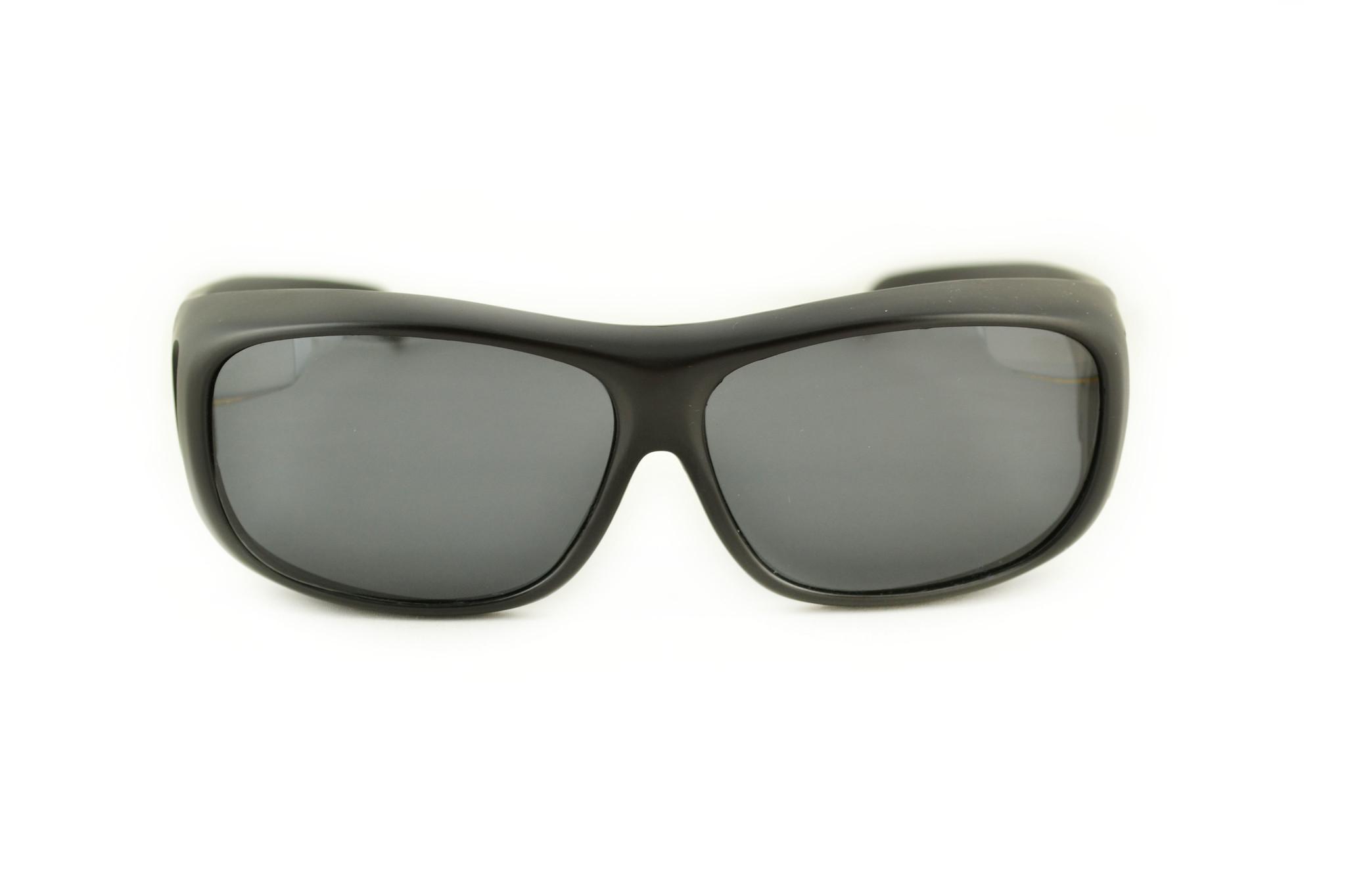 3e0391c7bdbe9d Zonnebril over je gewone bril heen - Brillenkampioen
