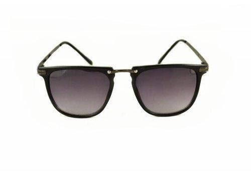 BK Zwarte Zonnebril - Yoko