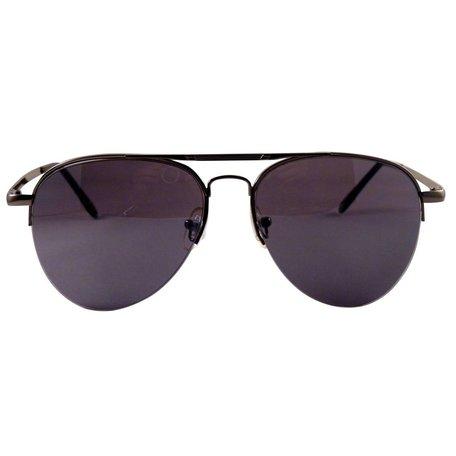Zwarte Pilotenbril - Climax