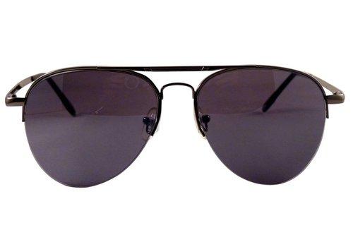 BK Zwarte Pilotenbril - Climax