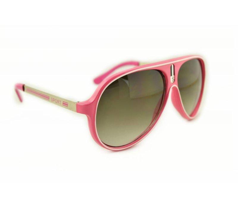Roze Zonnebril - Color Line