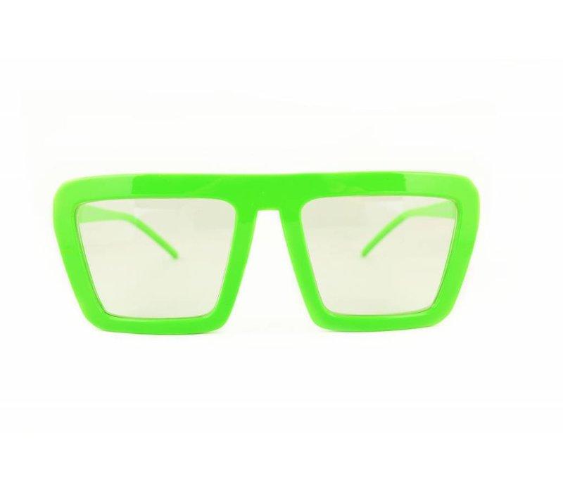 Groene Feestbril - Aloa