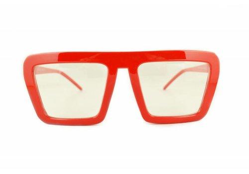 BK Rode Feestbril - Aloa