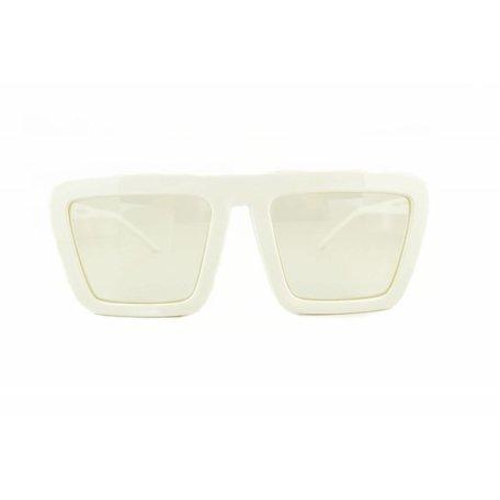 Witte Feestbril - Aloa
