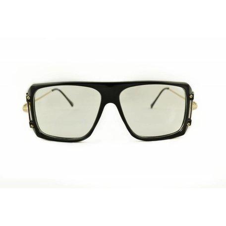 Zwarte Bril - Retro Chic
