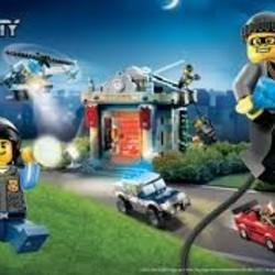Lego City Politie