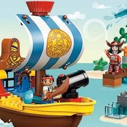 Duplo Jake en de Neverland Piraten