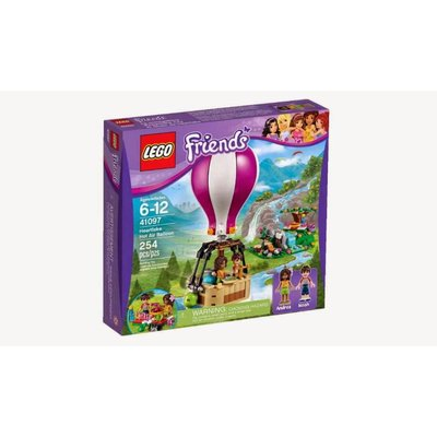 Lego Lego Friends Heartlake Luchtballon 41097