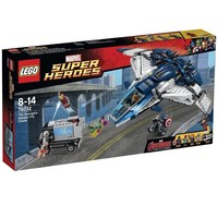 Lego Super Heroes Avengers Quinjet Chase 76032