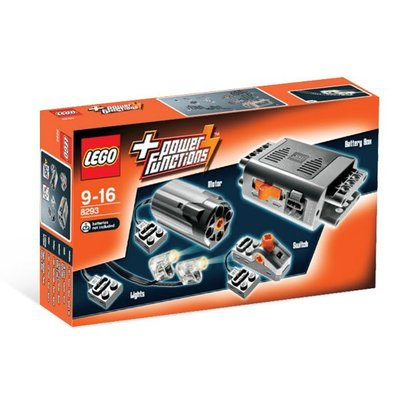 Lego Lego Technic Motor Powerfunctions 8293