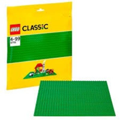 Lego Lego Classic Groene Bouwplaat 10700