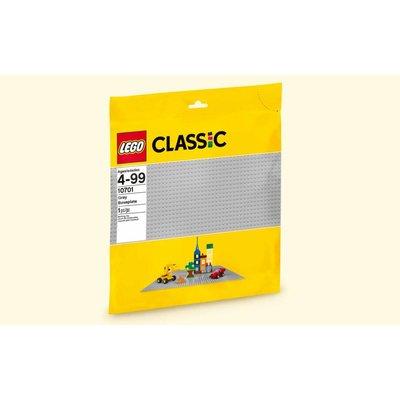 Lego Lego Classic Grijze Bouwplaat 10701