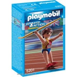 Playmobil Sports & Action Speerwerpster 5201