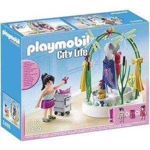 Playmobil City Life Styliste met Verlichte Etage 5489