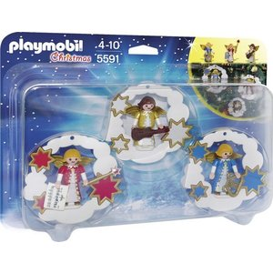 Playmobil Christmas Kerstdecoratie Engelen 5591