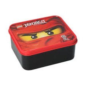 Lego Ninjago Lunchbox Rood 700270