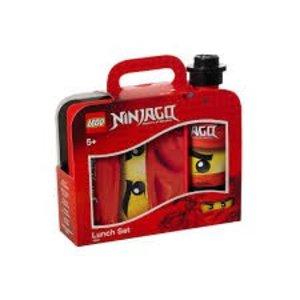 Lego Ninjago Lunchset Rood 700273
