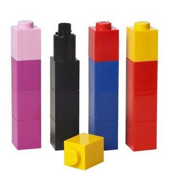 Lego Lego Drinkbeker Vierkant Roze 700282
