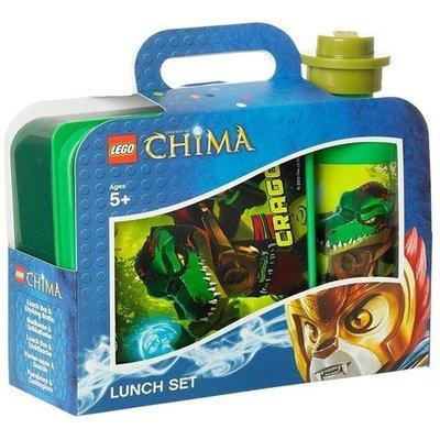 Lego Lego Chima Lunchset Groen 700201