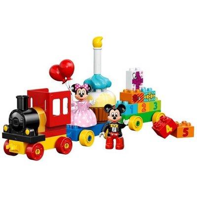 Lego Duplo Lego Duplo Micky Mouse Clubhouse Micky en Minnie Verjaardag Optocht 10597