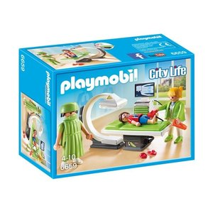 Playmobil City Life Röntgenkamer 6659