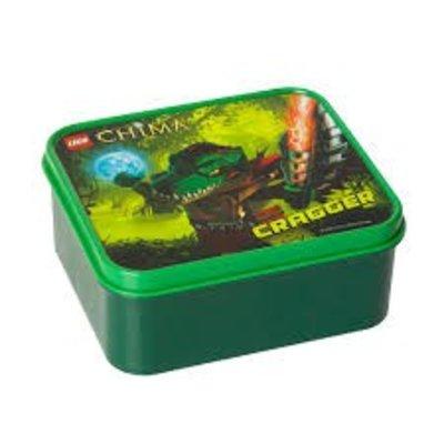 Lego Lego Chima Lunchbox Groen 700197