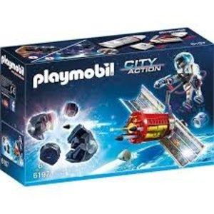 Playmobil City Action Meteöride Verbrijzelaar 6197