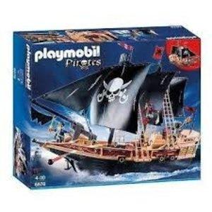 Playmobil Piraten Aanvalschip 6678