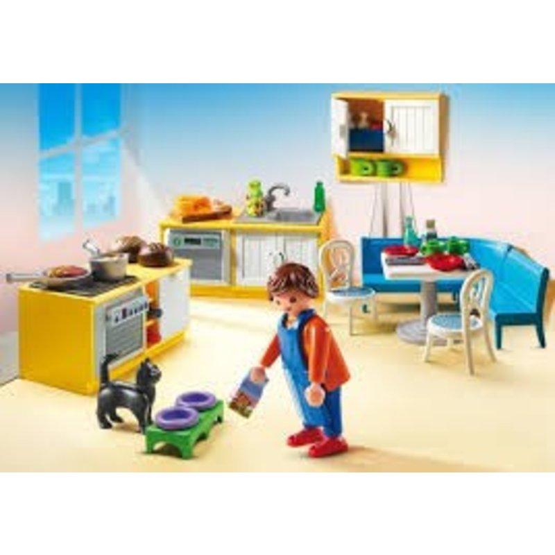 Keuken Met Zithoek : 5336 Keuken met Zithoek – ABCToys.nl