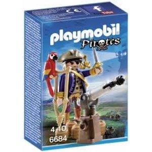 Playmobil Pirates Piratenkapitein Eenoog 6684
