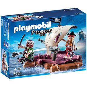 Playmobil Pirates Piratenvlot 6682
