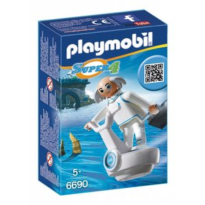 Playmobil Super4 Professor X 6690