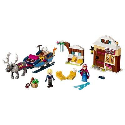 Lego Lego Disney Prinsess Slee-Avontuur Met Anna en Kristoff 41066