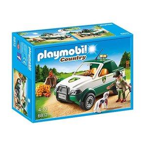 Playmobil Country Terreinwagen met Boswachter 6812