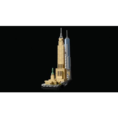 Lego Lego Architecture New York City 21028