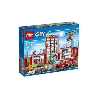 Lego Lego City Brandweerkazerne 60110
