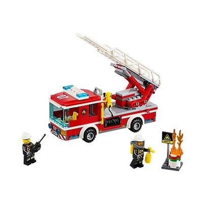 Lego Lego City Ladderwagen 60107