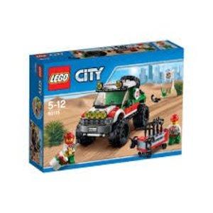 Lego City 4X4 Voertuig 60115