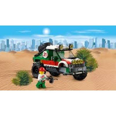 Lego Lego City 4X4 Voertuig 60115