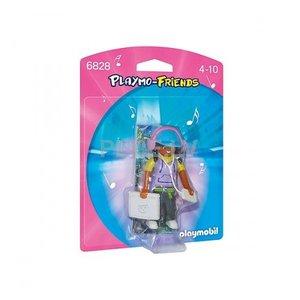 Playmobil Playmo Friends Multimedia Meid 6828
